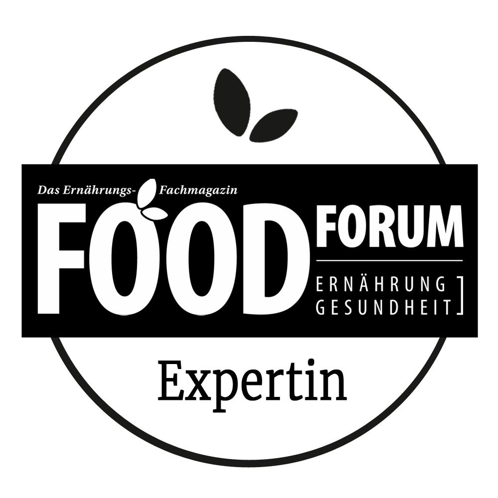 FOODFORUM Expertin